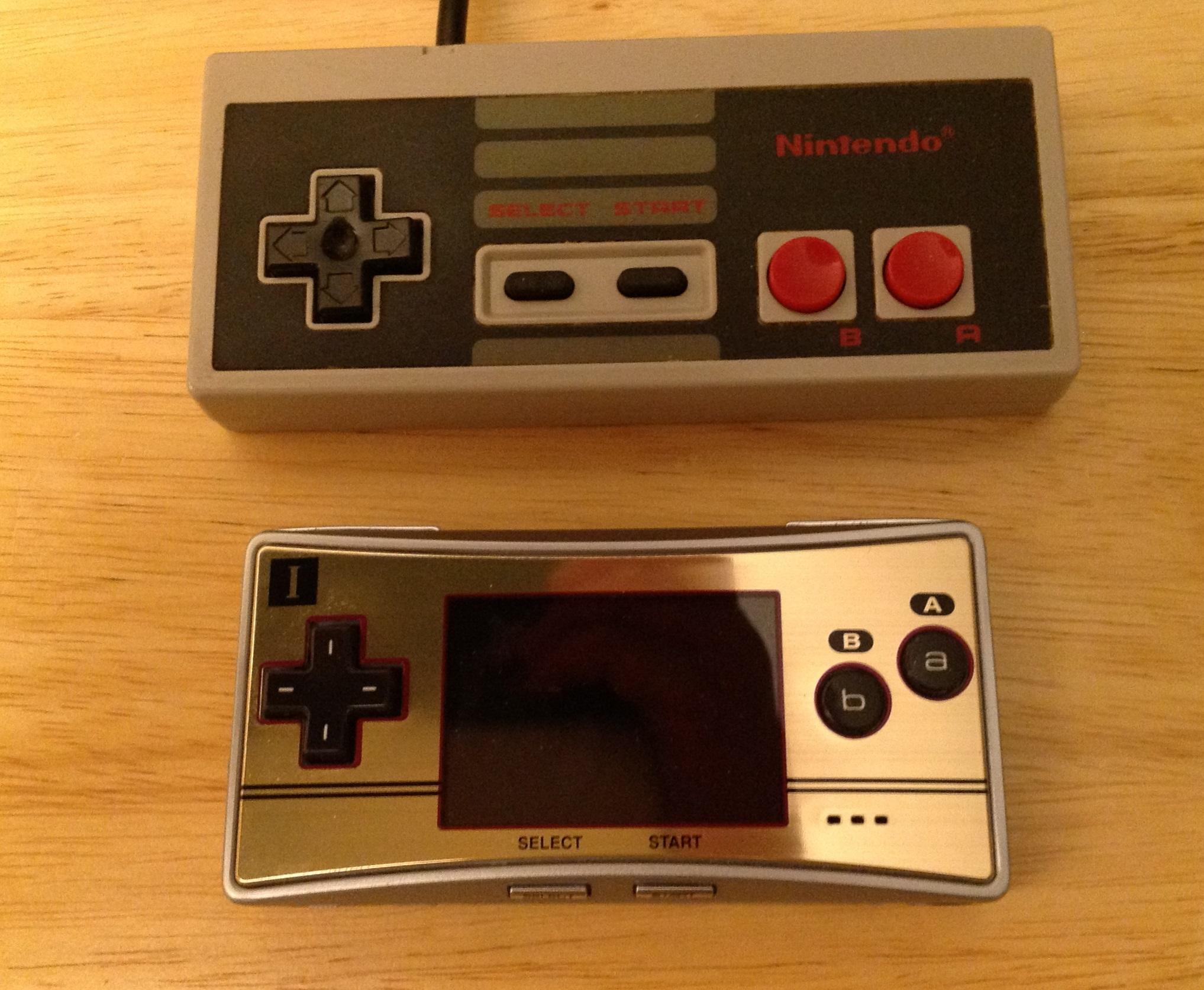 Nintendo Game Boy Micro Electric Thrift