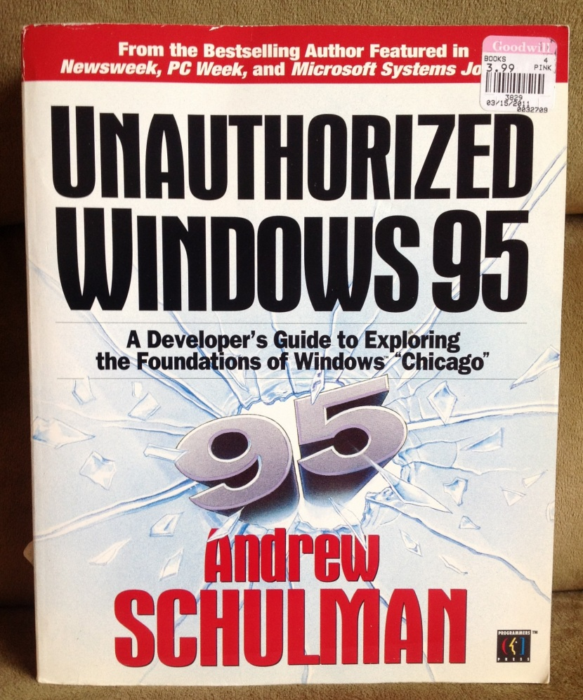 W386_Unauthorized_Windows_95