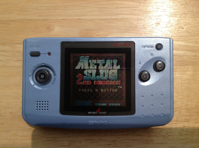 NGPC_Metal_Slug_2nd_Title