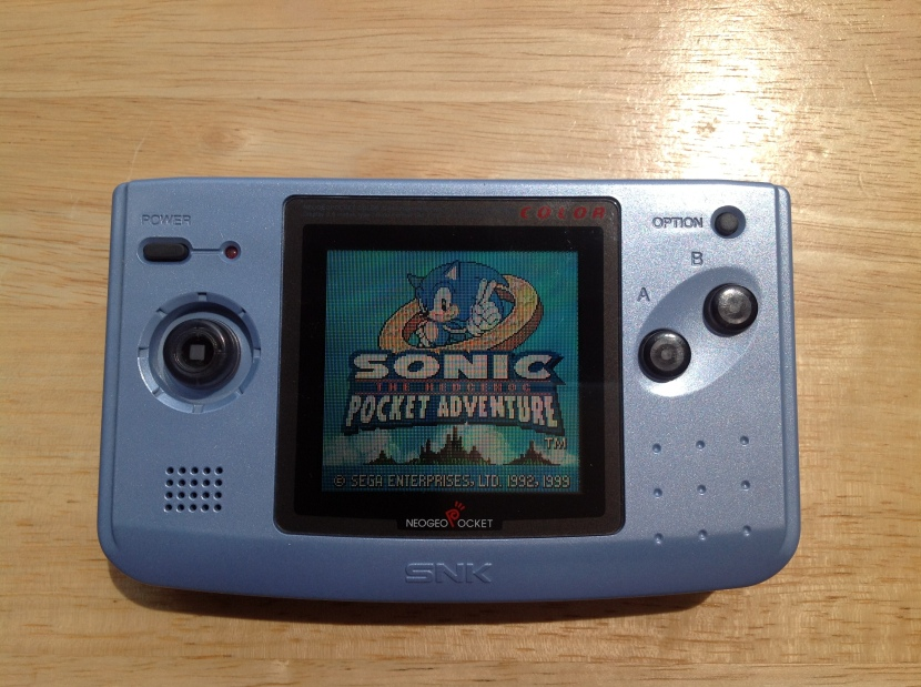NGPC_Sonic_Pocket_Title