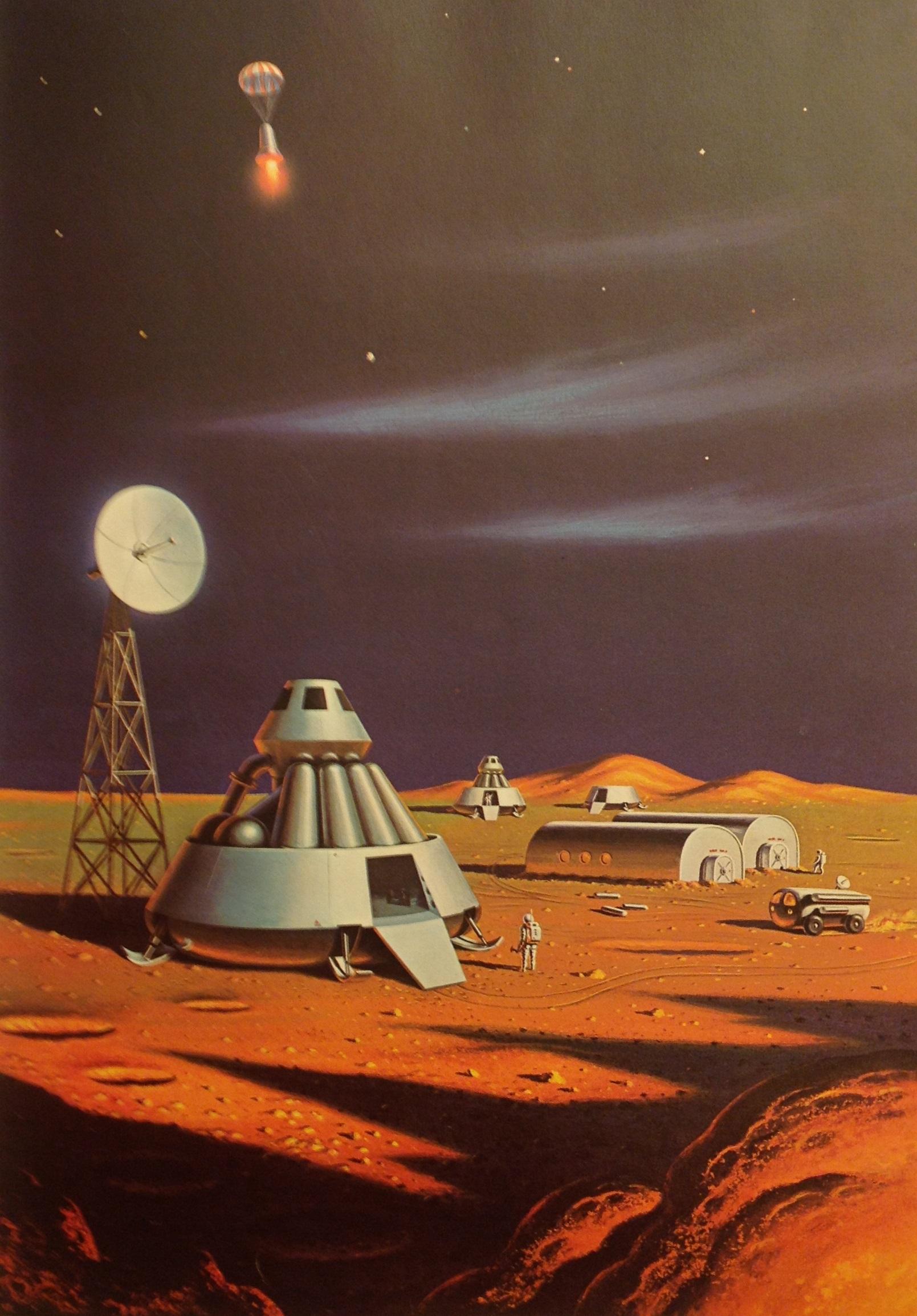 von braun mars mission - photo #19
